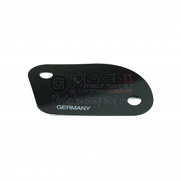 Unterlage Schließkeil für Porsche 911 2.0 - 3.2 65 - 89