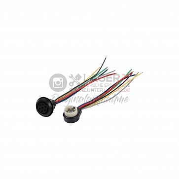 Mehrfachsteckverbinder 6-polig für Porsche 911 2.0 - 3.3 65 - 89