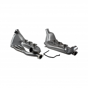 Wärmetauschersatz Edelstahl links und rechts SSI für Porsche 911 65 - 83