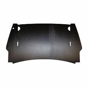 Motorraumdämmmatte unter Hutablage im Motorraum 65-89