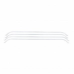 Querstreben Satz für Innenhimmel (4 Stück) für Porsche 911 / 964 / 993 65 – 98