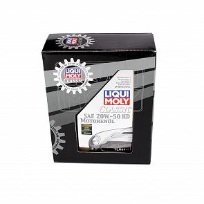 Liqui Moly Classic Motorenöl SAE 20W-50 HD (5 Liter)